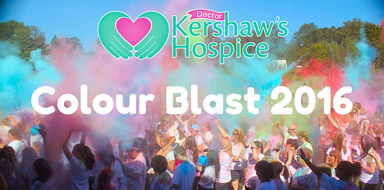 Dr Kershaw's Colour Blast returns this September at Alexandra Park!