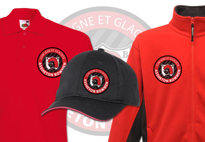 Assheton Bowmen Club Clothing