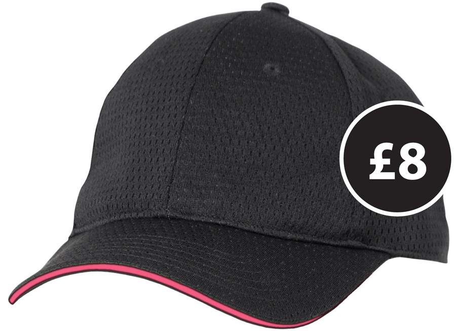 Club Clothing - Baseball Cap £8