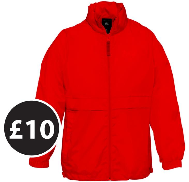 Club Clothing - Sirocco Windbreaker Jacket £10
