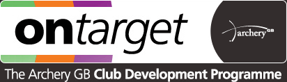 ontarget - The Archery GB Club Development Programme