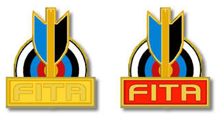 FITA Feather award badges