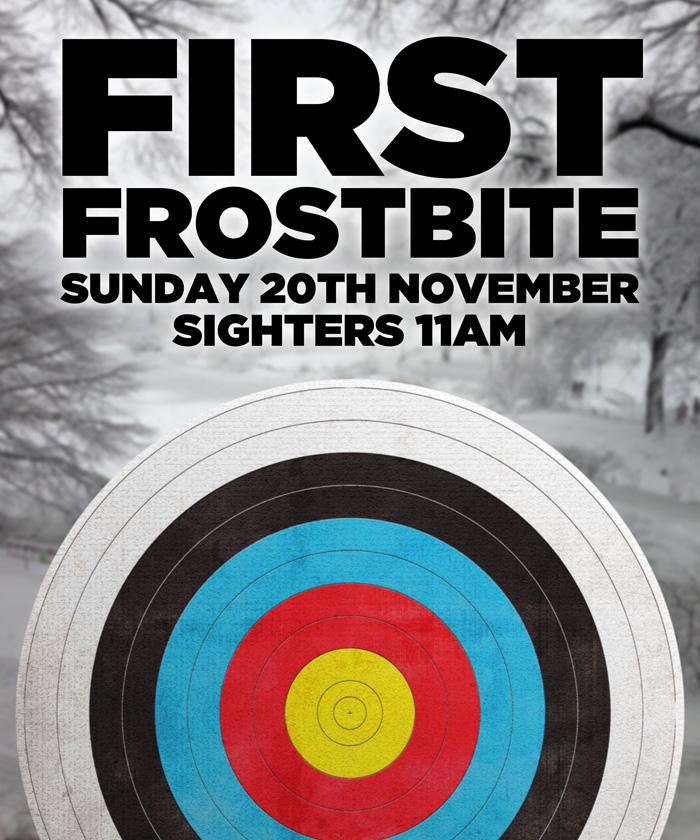 First Frostbite