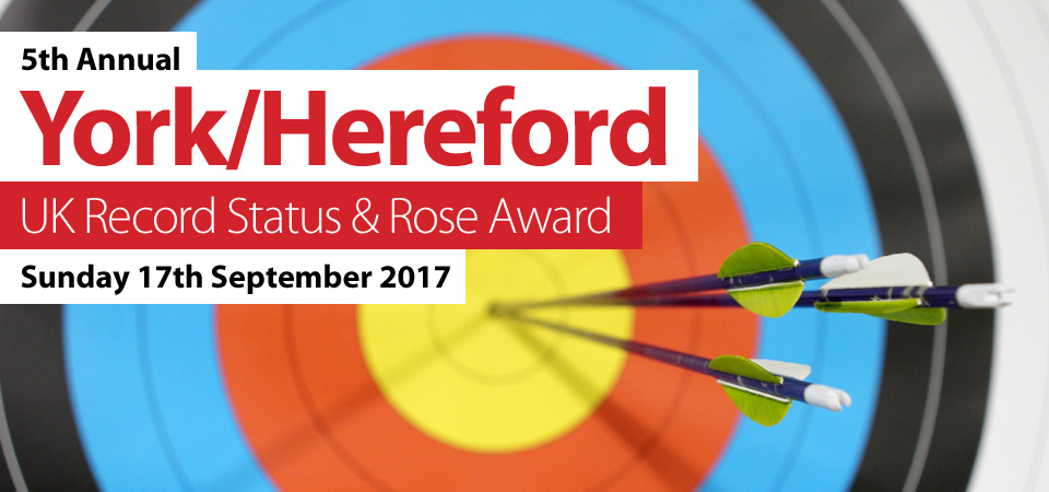 5th Annual York/Hereford - Sunday 17th September 2017